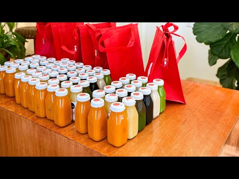 Starting Your Juice Business From Home Tips