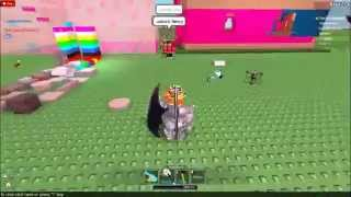 ROBLOX kohls admin house invisible wall GLITCH 2014 (unpatched) By : Alaa274