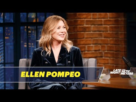 Ellen Pompeo Reflects on Grey's Anatomy's 14 Seasons