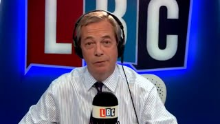 "Farage: Britain At Risk Of Losing ""Special Relationship"" With Trump's America"