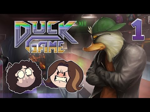 Duck Game - 1 - Somebody Step On A Duck?