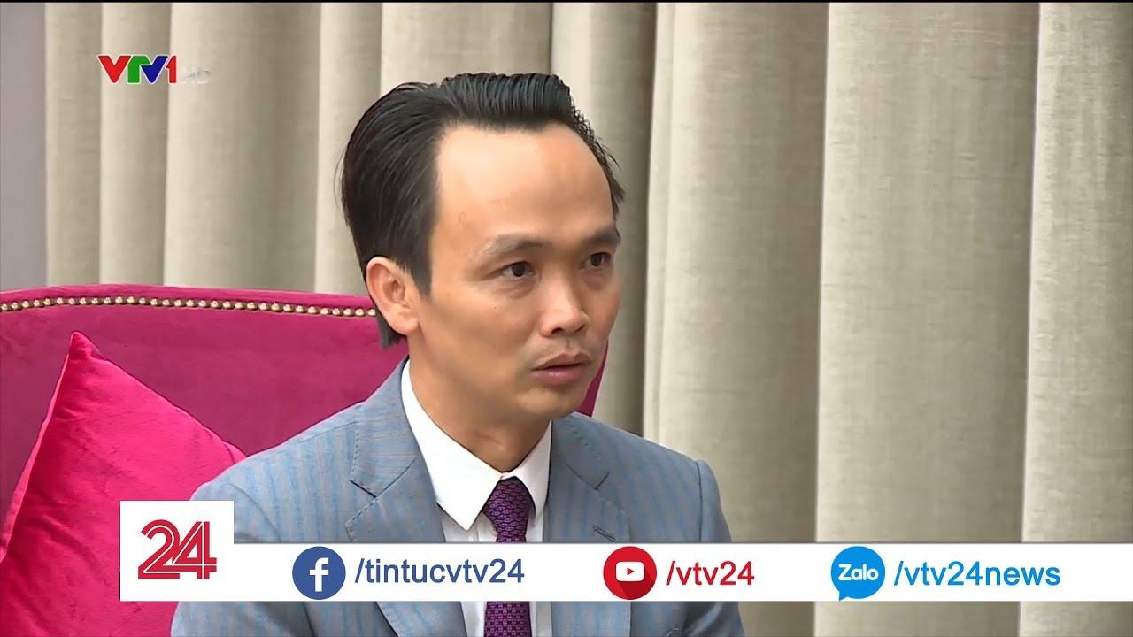 Ông chủ FLC Trịnh Văn Quyết nói về đầu tư du lịch ở địa phương| VTV24