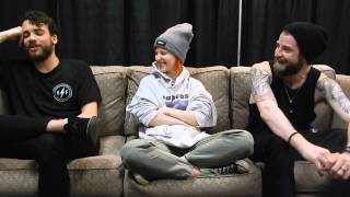 ParamoreFans - A Conversation With Paramore - Uncasville, CT 5-9-15
