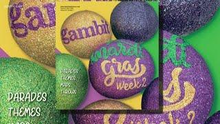 Gambit preview: Mardi Gras  2020, pt. 2
