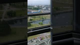 Лифт в Национальной Библиотеке ( Минск )!