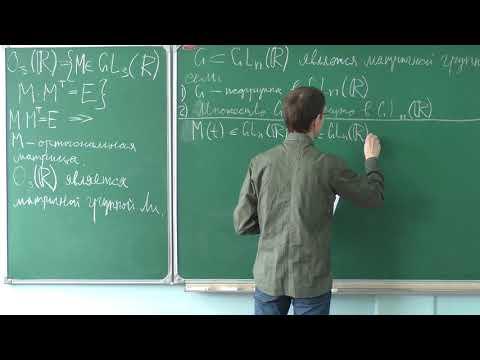 """С.А. Игонин """"Решение дифференциальных уравнений с помощью симметрий"""". Часть-2"""