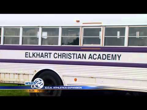 Elkhart Christian Academy kicks off $2.1M upgrade