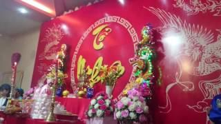 Lễ dâng hương ngành sân khấu tại Định Quan 12/9/2016
