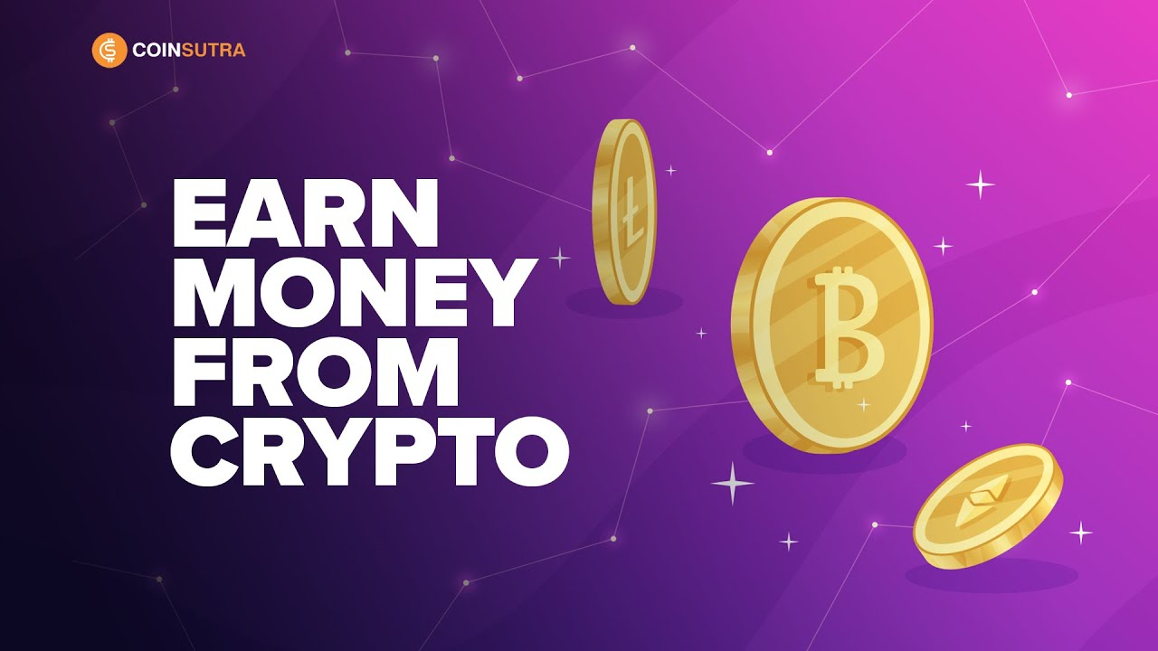 how to make money daily from cryptocurrency