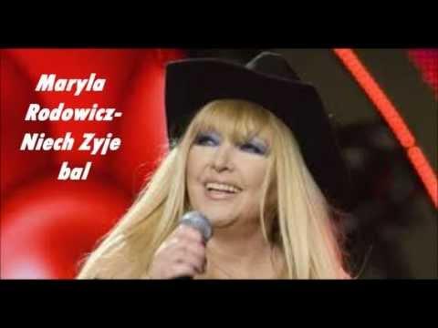 Maryla Rodowicz- Niech żyje bal