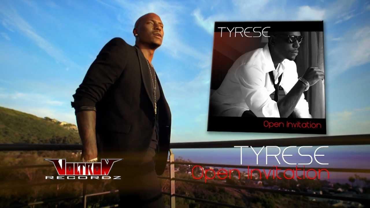 Tyrese open invitation youtube stopboris Image collections