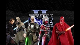 Star Wars: The Force Unleashed 2 (PC) - Ultimate Kuku mod - Other playable characters gameplay