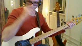 Hit me with your rhythmstick - Ian Dury - Bass playalong