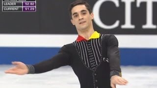 Javier Fernandez -World figure skating Championships 2014 ( Saytam,Japan) SP