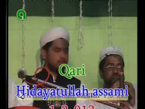 Anjuman sautulquran Jaipur Qari Hidayatullah Assami 1-3-013
