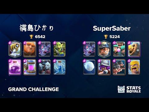 満島ひかり vs SuperSaber [GRAND CHALLENGE]