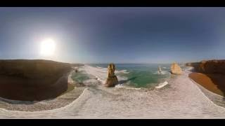 Great Ocean Road, Victoria, Australia 360 VR