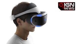 Project Morpheus Release Window, Specs Revealed - IGN News