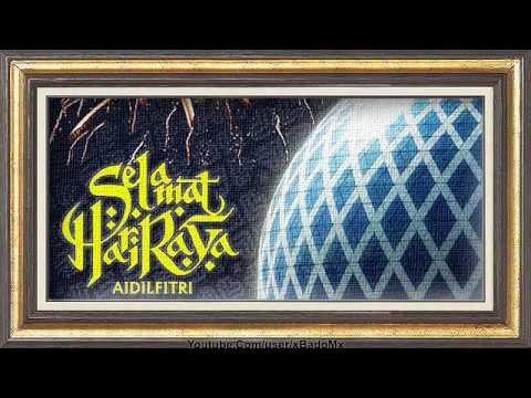 Jamal Abdillah & Saleem  Lambaian Aidilfitri - Lagu Raya Best