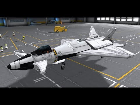 KSP - The Strikebreaker 21(remaking my best plane ever)