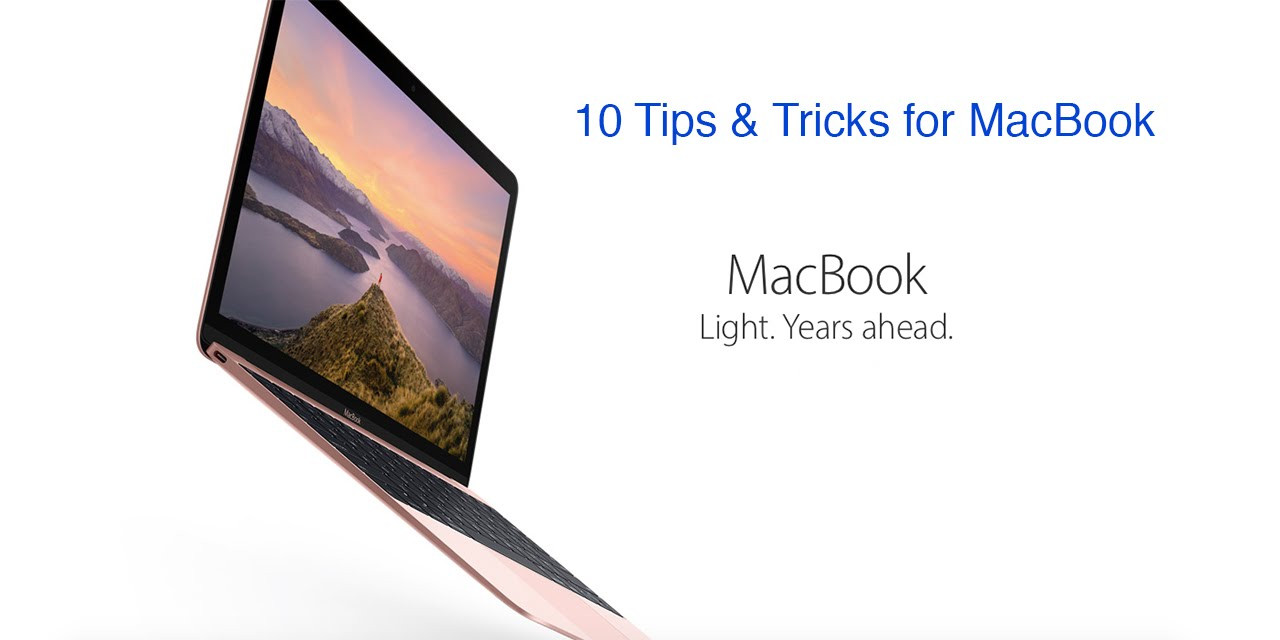 macbook air 10 tips and tricks youtube rh youtube com 2018 MacBook Air MacBook Pro 2016