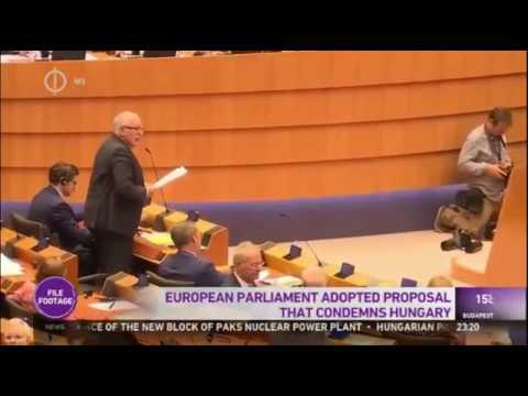 Hungary Stands Firm Against Soros-EU Genocide Policy
