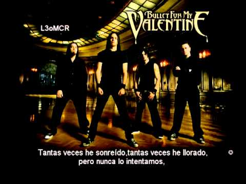 Bullet For My Valentine Say Goodnight Acoustic Subulado En