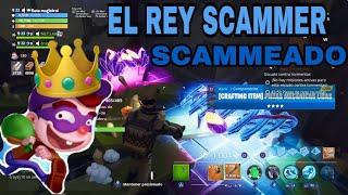 EL REY SCAMMER SCAMMEADO-EzequielYT-