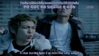 [HD/MV] G-Dragon, T.o.P (Ft. Park Bom) -- 4ever With U [Engsub+Romani]