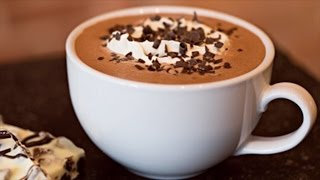 How To Make The Best Hot Chocolate!