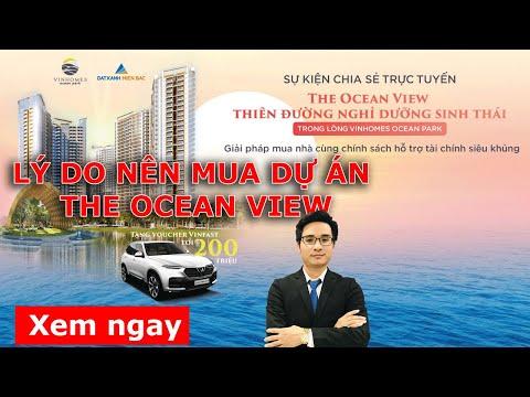 Có nên mua dự án The Ocean View tại Vinhomes Ocean Park không?