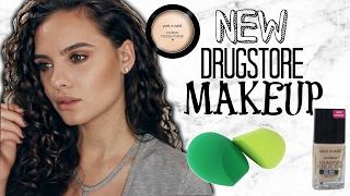 Full Face NEW DRUGSTORE Makeup | Get Ready With Me