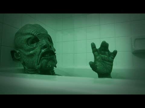 Bath Time with a Deep One [ Lovecraftian  ASMR ]