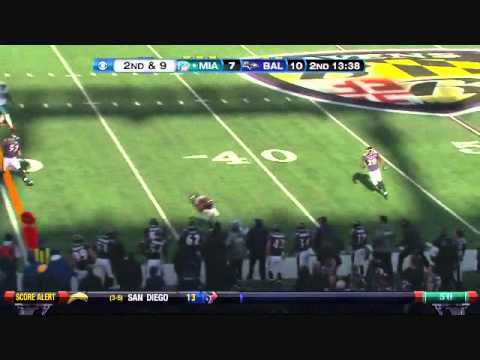 Baltimore Ravens Best Moments of 2010