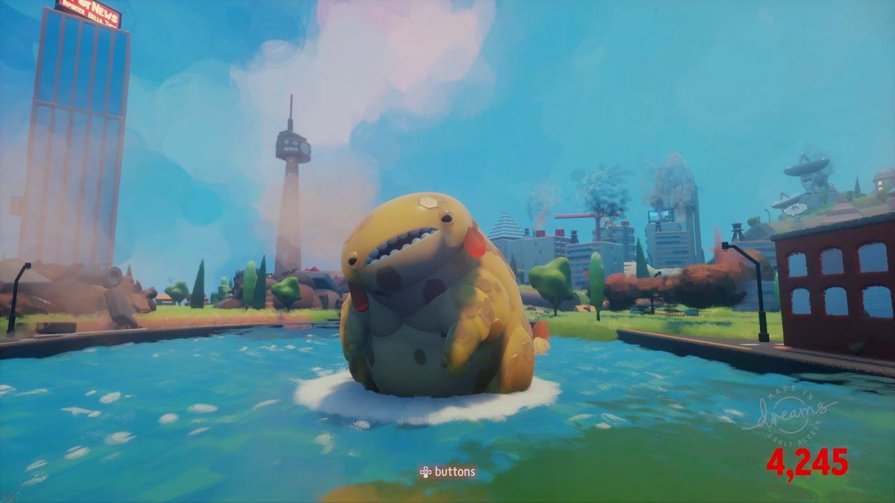 PS4《Dreams Universe》發售日公佈預告