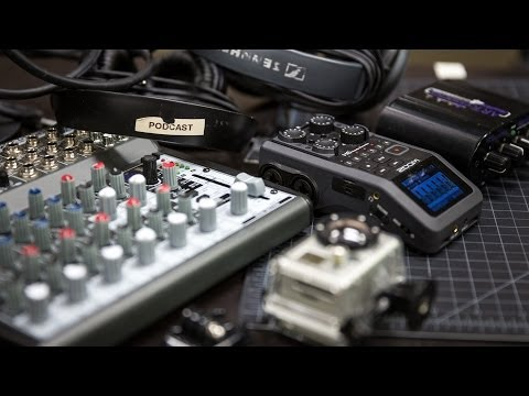 Tested In-Depth: Audio Gear for Podcast Recording