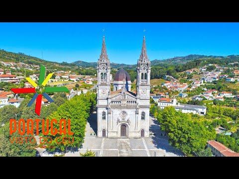 Santuário de São Torcato - São Torcato Sanctuary - Guimarães - 4K Ultra HD