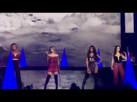 DON'T SAY YOU LOVE ME - FIFTH HARMONY LIVE AT JINGLE BALL NORTH 2017