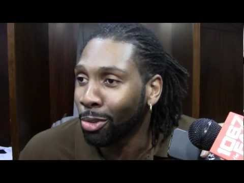 Nene On The Status Of His Foot / Plantar Fasciitis - Nov. 28, 2012 - Truth About It.net