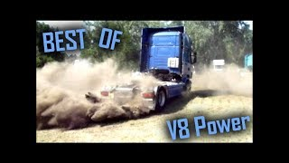 Hungary's Very Best Of Scania V8 Part III. by zivaTARY