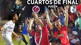 Color Veracruz vs Querétaro Liguilla 2015 - Alegría y llanto