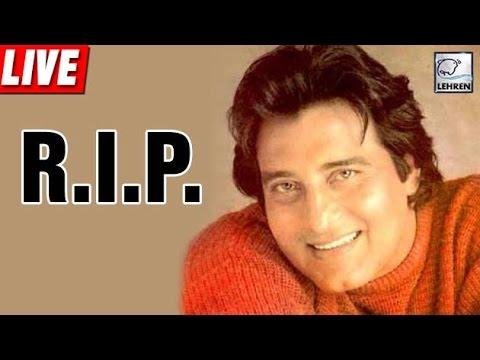 Vinod Khanna Passes Away At 70 | FULL Details