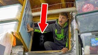 connectYoutube - EXPLORING SECRET HIDDEN ROOM!! (HAUNTED)