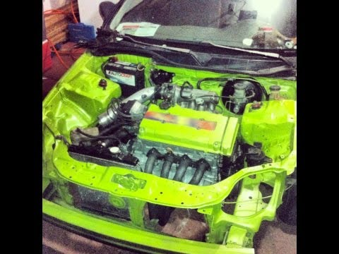 b16 ek coupe project/Daily