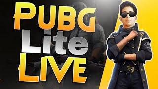 PUBG MOBILE LITE LIVE STREAM | BINOD IS LIVE  | ROAD TO 400K OP FAMILY