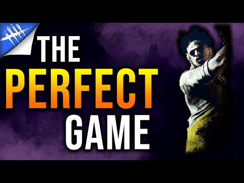 The Perfect Game - Dead by Daylight Leatherface Gameplay |