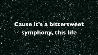 The Verve - Bittersweet Symphony Lyrics