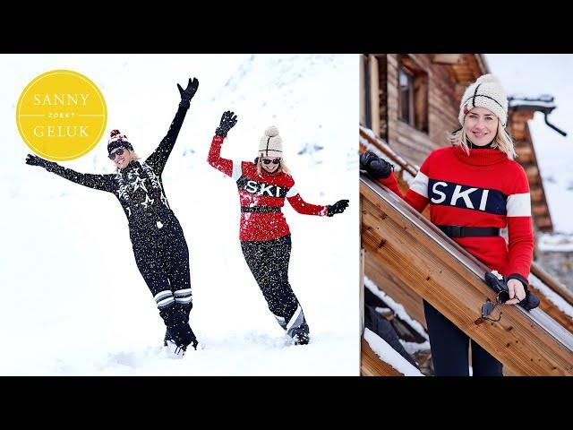 Mega Mombrain: paspoort vergeten op de meest luxe wintersport ooit! Sanny zoekt Geluk