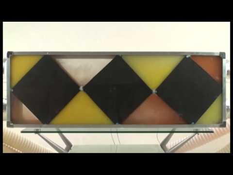 видео: Пластинчатый рекуператор воздуха Диксон.mpg