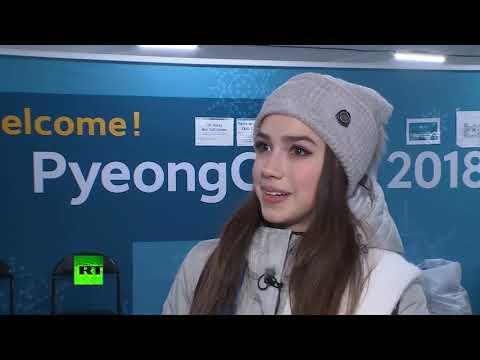 Алина Загитова: не хочу стать одной из тех, кто свернул с пути